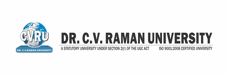 How to Get Admission in Dr. CV Raman University For 2020 Batch?
